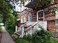Ординский историко-краеведческий музей. Открыт в1982 году. Вход с улицы.jpg