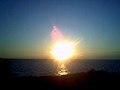 Острів Зміїний, схід сонця над морем.jpg
