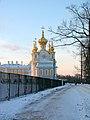 Петергоф, Большой дворец, Церковный корпус04.jpg