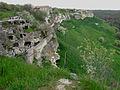 Печерне місто Чуфут-Кале.JPG