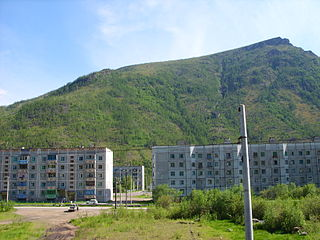 Khani, Sakha Republic Urban-type settlement in Sakha Republic, Russia