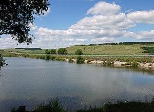 Kukmorsky District - Pond near Byaylanger, Kukmorsky District