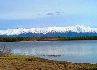Muysky District - Mountains in Muysky District