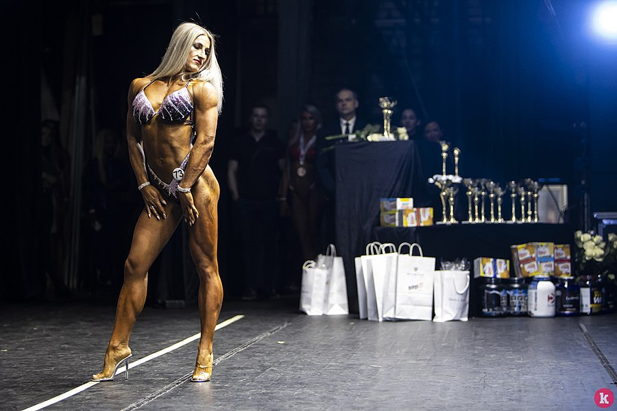 Сhampionship of the Kaliningrad area on bodybuilding 05.jpg