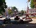 Фонтан в центре города, Ростов-на-Дону.jpg