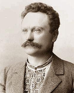 Іван Франко у 1898 році