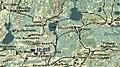 Хабарище на австрійській операційній карті 1914 року.jpg