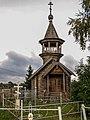 Часовня Илии пророка деревня Пяльма 5, Пудожский район, Карелия.jpg