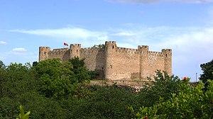 Shahbulag Castle - Image: Տիգրանակերտ13
