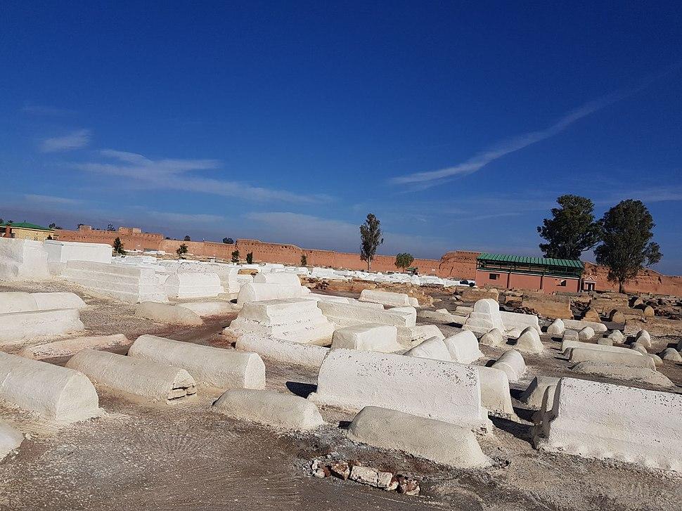 בית הקברות היהודי במרקש