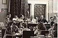"""משה שרת מופיע בפני ועדת החקירה של האו""""ם Moshe Sharett appearing before the UN in-129.jpeg"""