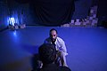نمایش هملت در قم به کارگردانی علی علوی و گروه تئاتر گاراژ به روی صحنه رفت hamlet Garage Theater qom 25.jpg