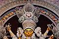 বাগবাজার সার্বজনীন দুর্গোৎসব ২০১৮ (মুখ্য দূর্গা প্রতিমার অতিনিকট চিত্র).jpg
