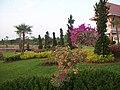 บ้านไร่แทนรัก Farmhouse Lovely garden - panoramio.jpg