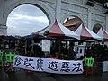 野草莓運動(抗議修改集遊法) - panoramio - Tianmu peter (9).jpg