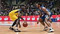 -10 Frantz Massenat (EWE Baskets Oldenburg) & -23 Quantez Robertson (FRAPORT Skyliners) (26826091619).jpg