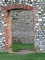 -2020-12-01 Doorway, east range, Baconsthorpe Castle.JPG