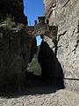 005 Pas de la Foradada, accés al monestir Sant Miquel del Fai.JPG