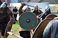 02018 0614 Wikinger Reenactment-Gruppen des 11.Jahrhunderts -Trzcinica.jpg