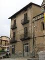 026 Can Gaudí, o Casa Oller, c. Jesús 1 (Centelles).JPG