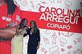 02 Diciembre 2016, Ministra Paula Narváez asiste a ceremonia de inauguración de Teleton 2016. (31384846775).jpg