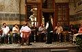 034 Terrassa del cafè al-Nufara, darrere la mesquita dels Omeies (Damasc).jpg
