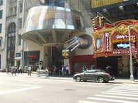 Il Madame Tussauds a New York.