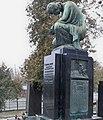 1.Личаківське кладовище Пам'ятник на могилі сімей Трушковських і Закрейсів.JPG