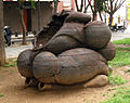 103 Escullera, de Jaume Plensa, c. Conflent.jpg