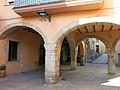 106 Plaça del Bo-bo (Monistrol de Montserrat), porxo.JPG