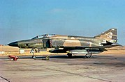 106th Tactical Reconnaissance Squadron McDonnell RF-4C-19-MC Phantom 63-7761