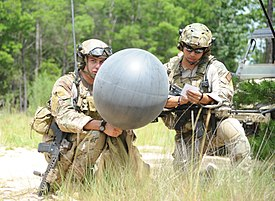 10th CWS releasing weather balloon at Eglin2.JPG