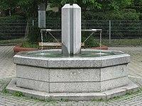 1160 Ottakringer Straße Johannes Krawarik-Gasse - Brunnen IMG 2904.jpg