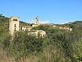 117 Sant Jeroni de la Murtra, des del camí de Santa Coloma.JPG