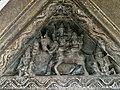 11th century Panchalingeshwara temples group, Kalyani Chalukya, Sedam Karnataka India - 34.jpg