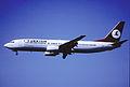 132bo - Turkish Airlines Boeing 737-8F2; TC-JFU@ZRH;12.05.2001 (5134742367).jpg
