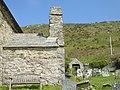 13 century Llangelynnin Church, Gwynedd, Wales - Eglwys Llangelynnin 11.jpg