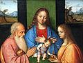 1503 Maria mit dem Kind und den Heiligen Joseph und Lucia anagoria.JPG