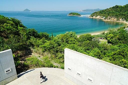 150505 Benesse House Museum Naoshima Kagawa pref Japan01b3s5