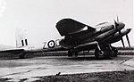 15 Dehavilland Mosquito Merlin Engine-FB Mk VI in service with No 45 Sq RAF in ca 1945-4 (15650663117).jpg
