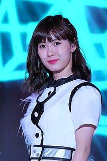 Erina Ikuta Japanese singer (born 1997)
