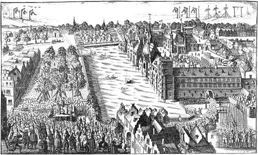 1623 gezicht over Den Haag, Nicolaes van Geelkercken