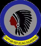 174th Air Refueling Squadron - Emblem.png