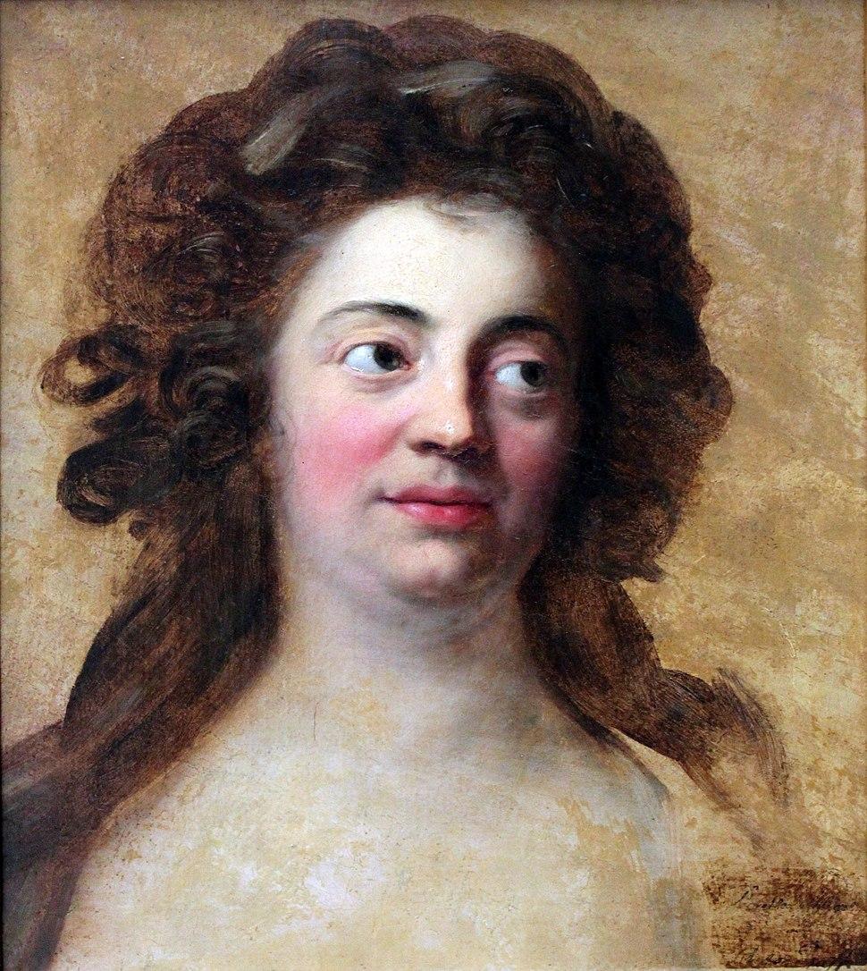 1790 Graff Portrait Dorothea Schlegel anagoria