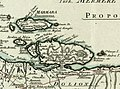 1795 map of Kapidag Peninsula and the adjacent islands (cropped).jpg
