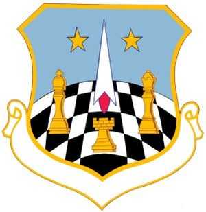 17th Air Division - Image: 17th Air Division crest