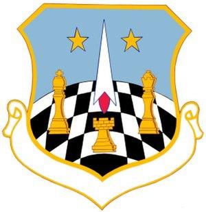 17th Air Division - Image: 17th Air Division crest