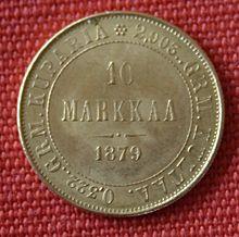 Finnische Mark Wikipedia
