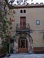 188 Casa Mas (Llorenç del Penedès), portal.JPG