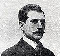 1900-11-24, Blanco y Negro, Delegados oficiales del Congreso Hispanoamericano de 1900, Franzen, c (cropped) César Zumeta.jpg